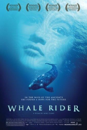Whale rider 2002