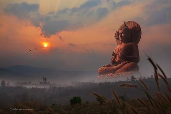 Будда, страхи