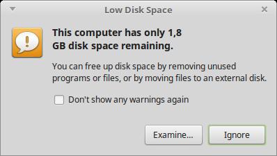 disc low